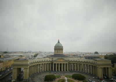 Крыша Зинега   фотосессия